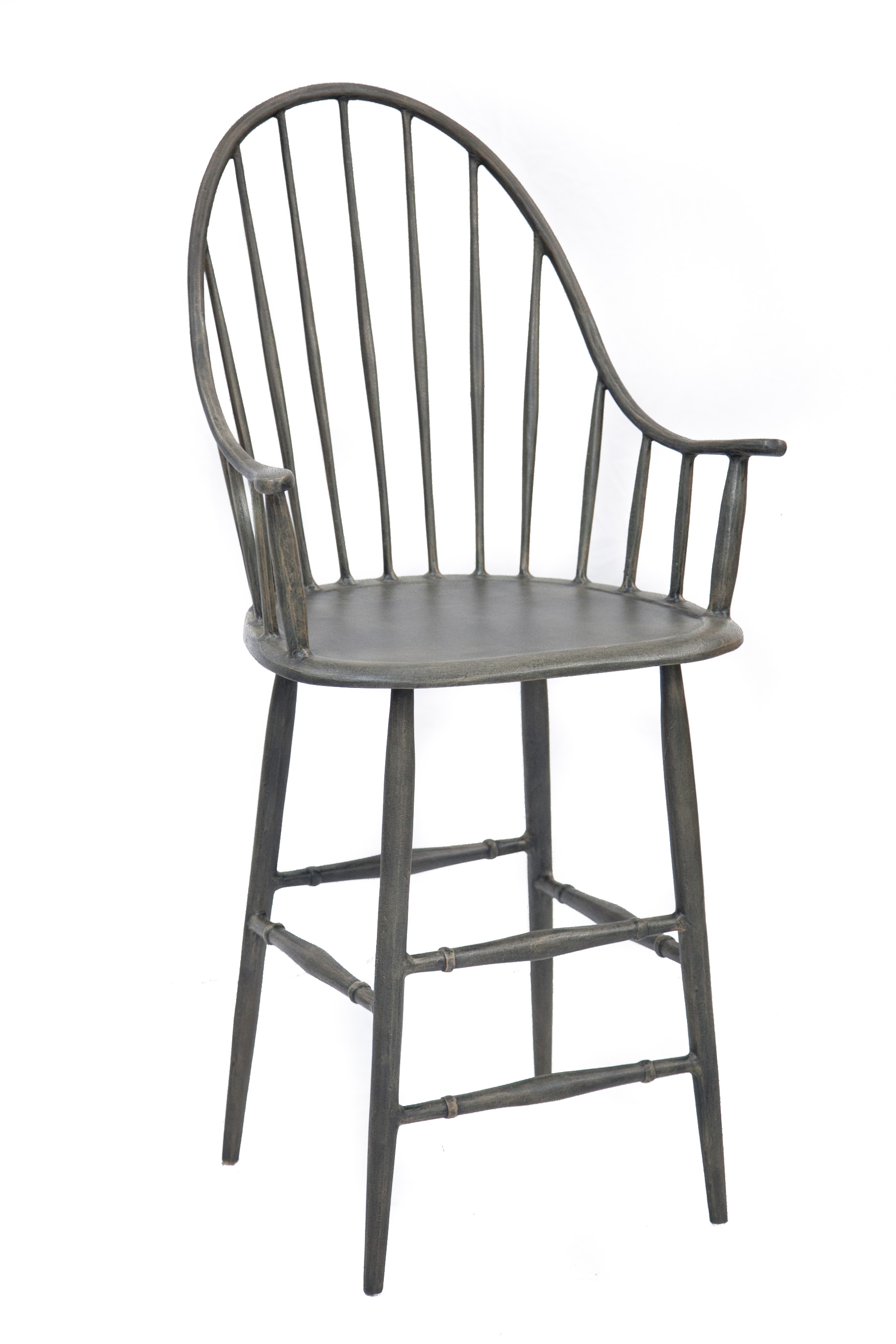Windsor Counter Stool Three Coins Cast
