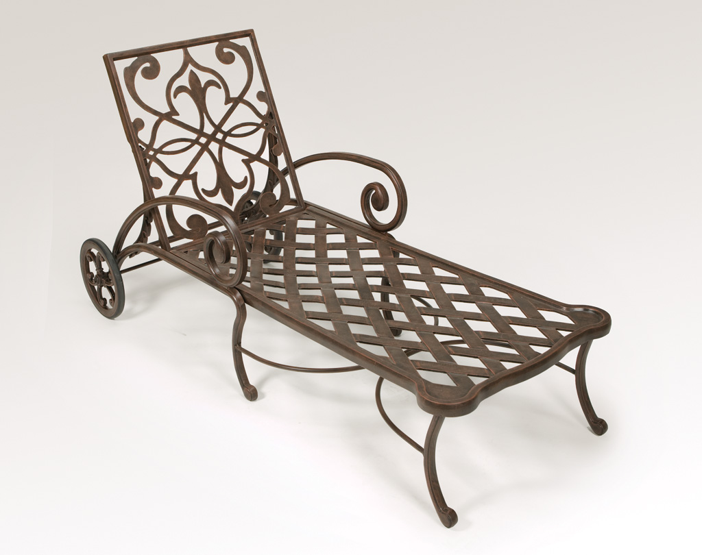 catalina chaise lounge three coins cast